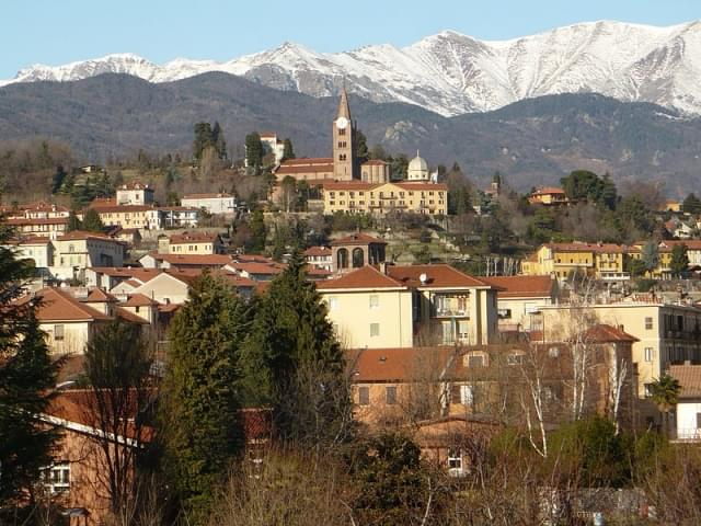 pinerolo panorama